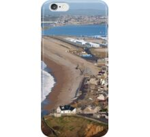 Chesil Beach, Dorset iPhone Case/Skin