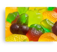 Gummi of Eden 1 Canvas Print