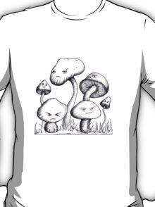 Grumpy Mushrooms T-Shirt