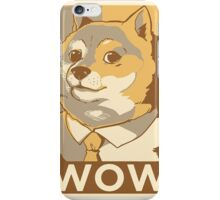 Wow Doge iPhone Case/Skin