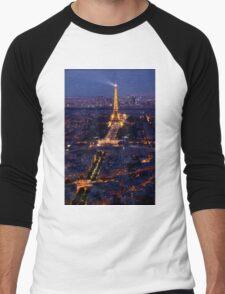 Eiffel Tower at twilight T-Shirt