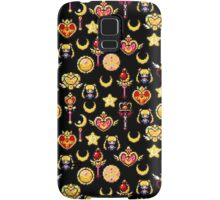 Sailor Moon - Black Samsung Galaxy Case/Skin