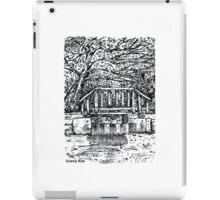 'Little Bridge at Broyhill Park' iPad Case/Skin