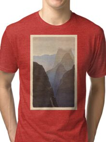 BRIAN ENO - BEFORE AND AFTER SCIENCE - PRINT 1 Tri-blend T-Shirt
