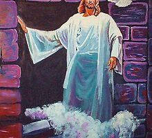 He Has Risen! by tonyflake2