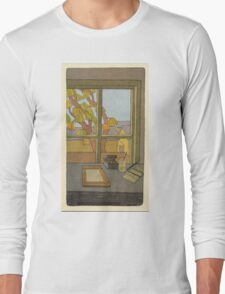 BRIAN ENO - BEFORE AND AFTER SCIENCE - PRINT 2 Long Sleeve T-Shirt