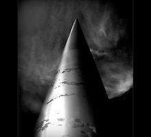 Spire of Dublin by Mojuba