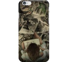 Zed's Drawings iPhone Case/Skin