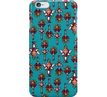 Sailor Moon Eternal set - Turquoise iPhone Case/Skin