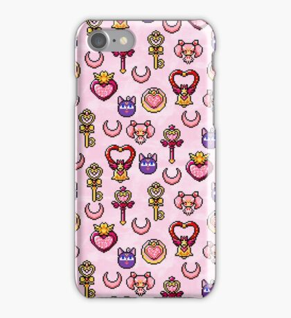 Sailor Chibi Moon - Pink iPhone Case/Skin