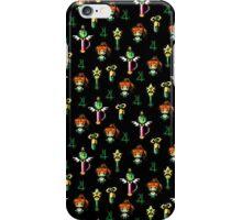 Sailor Jupiter - Black iPhone Case/Skin