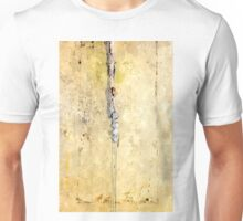 Laureana Cilento: wall with electric wire of the baronian building Unisex T-Shirt