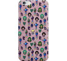 Sailor Moon Outer Senshi - Purple iPhone Case/Skin