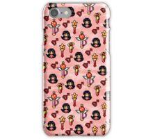 Sailor Mars - Red iPhone Case/Skin