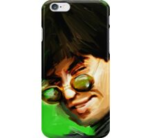 shahrukh khan portrait of bollywood superstar iPhone Case/Skin
