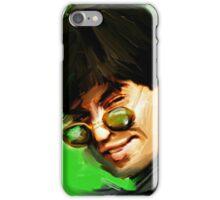 shahrukh khan portrait of bollywood superstar iPhone Case/Skin