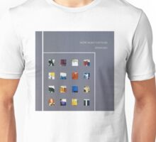 BRIAN ENO - MORE MUSIC FOR FILMS Unisex T-Shirt