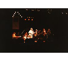 Powder Blues Band Photographic Print