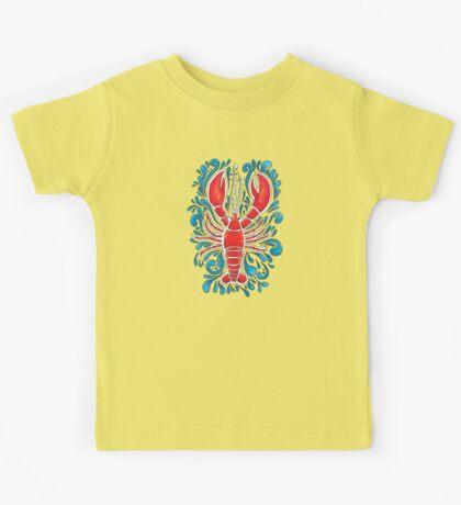 Red Lobster Kids Tee