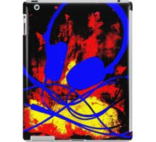 Invert Headphones iPad Case/Skin