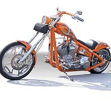 Chopper California Style I by DaveKoontz