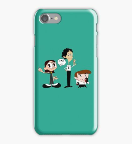 Dexter's Killing Lab iPhone Case/Skin