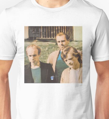 BRIAN ENO MOEBIUS ROEDELIUS - AFTER THE HEAT Unisex T-Shirt