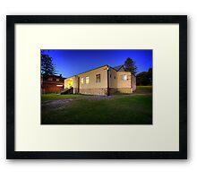 School of Arts - Forster Framed Print