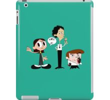 Dexter's Killing Lab iPad Case/Skin