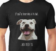 Meet a Pit Unisex T-Shirt