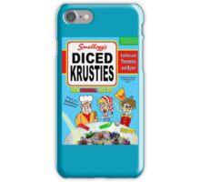 Diced Krusties iPhone Case/Skin