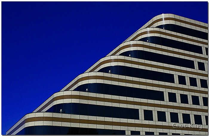 Sony Pictures Building (Cruise Ship) by Chet  King