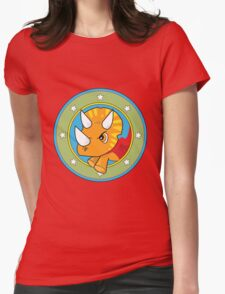 Wonder Triceratops! Limited Edition Design Womens Fitted T-Shirt