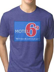 Motel 69 Tri-blend T-Shirt
