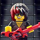 Hair Guitar by Paul-M-W