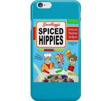 Spiced Hippies iPhone Case/Skin