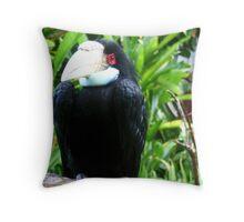Ubud, Bali Throw Pillow