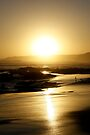 Johanna Beach Sunset VI by Richard Heath