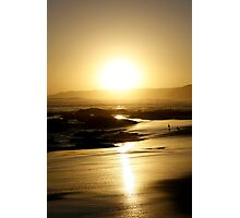 Johanna Beach Sunset VI Photographic Print