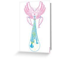 Machinichromatic - Healing the world one note at a time - [ Print ] Greeting Card