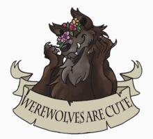 Werewolves are Cute T-Shirt