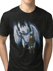 How to train your Patronus Tri-blend T-Shirt