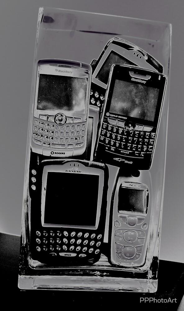 Blackberry Art by PPPhotoArt
