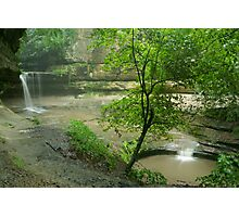 """Then Mother Nature said, """"Let There be Rain!"""" Photographic Print"""