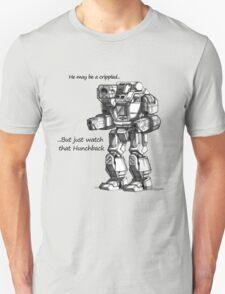 hunchback Unisex T-Shirt