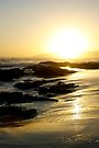 Johanna Beach Sunset VIII by Richard Heath