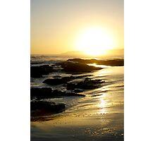 Johanna Beach Sunset VIII Photographic Print