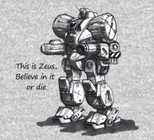zeus by greggmorrison