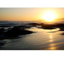 Johanna Beach Sunset X Photographic Print