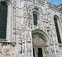 Mosteiro dos Jeronimos by TPCpix